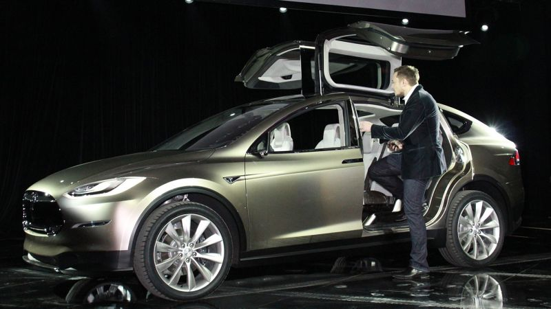 Tesla's Cheapest Model X Is Priced At $80,000 - NaijaTechGuide News