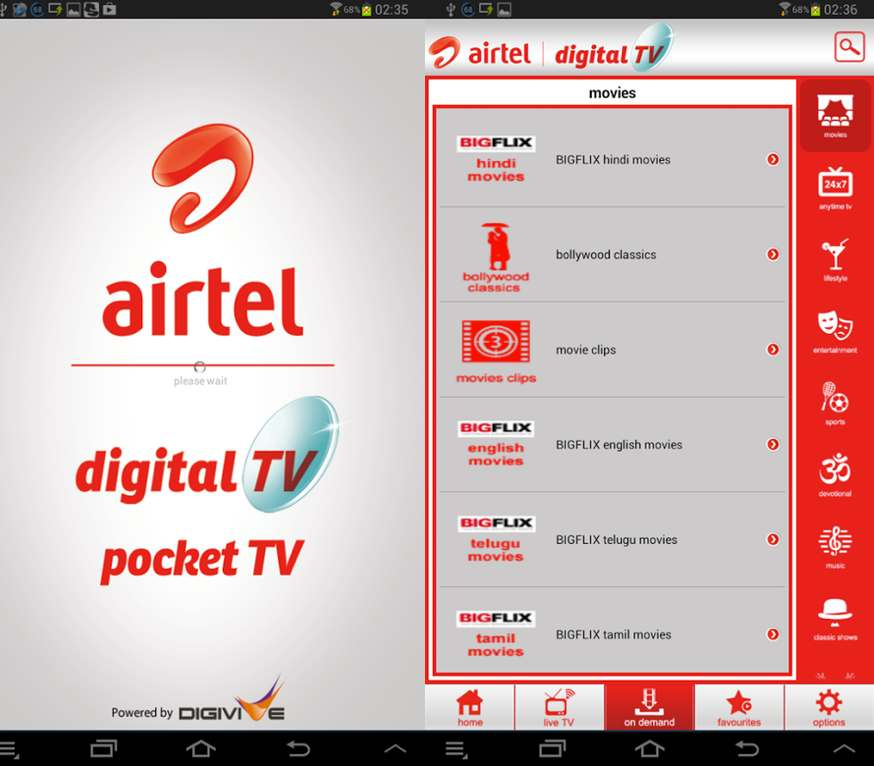 Airtel Tv Brings Tv To Your Mobile Phones Naijatechguide